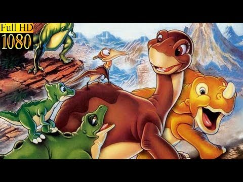 The Land Before Time 1988 Full Movie - Pat Hingle, Gabriel Damon, Judith Barsi