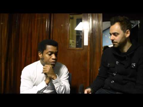 Vintage Trouble Interview 2015 - Glasgow - Rock n Reel Reviews