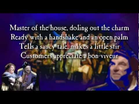 Master of the House (Les Miserables - instrumental)