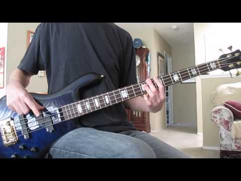 Breaking Benjamin - So Cold Bass Cover