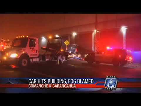 Ccpd: Thick Fog Played Role In Late Night Accident