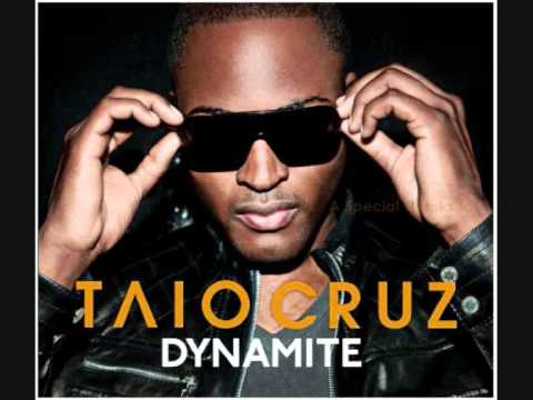 Taio Cruz-Dynamite Instrumental Remix mp3