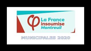 Clip Fi Montreuil Municipales 2020