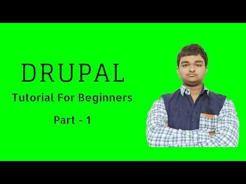 Drupal Tutorial Part - 1 thumbnail