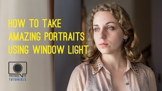 How-To- Take Amazing Portraits Using Window Light
