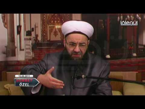 Hazreti İdris İle Azrâil Aleyhisselâm'ın Arasındaki Kıssa - Cübbeli ahmet Hoca Lâlegül TV