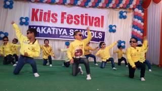 MINTU DANCE IN SCHOOL 2017