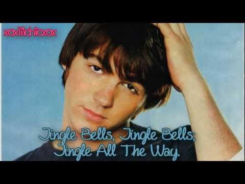 Drake Bell - Jingle Bells - Lyrics on Screen (HD)
