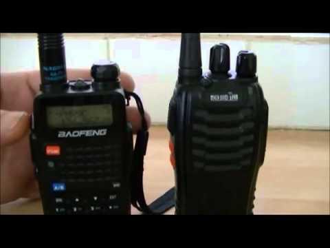Baofeng UV5-r Alarm/Call Transmit