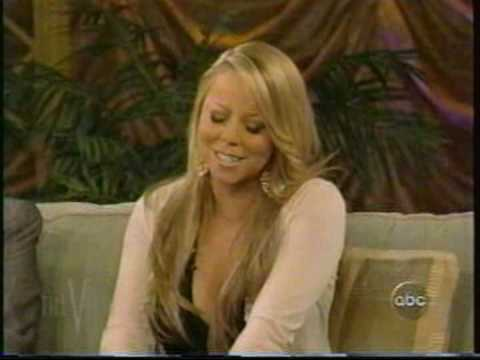 Mariah interview on The View 2005