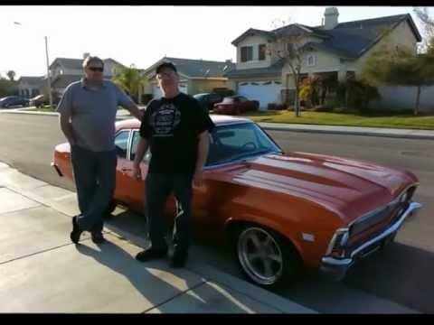 Project Nova: The LA To Phoenix Road Trip!