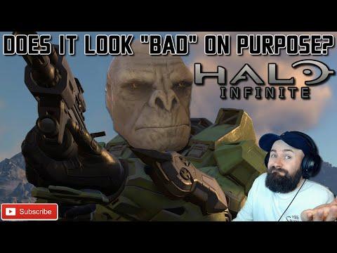 Does Halo Infinite Look Bad on Purpose? // Halo Infinite Gameplay Looks Bad?Kaynak: YouTube · Süre: 21 dakika6 saniye
