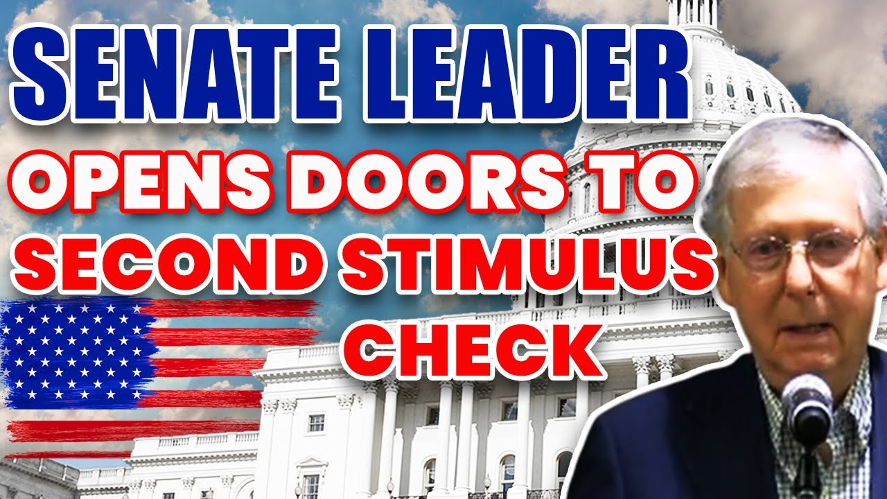 Second stimulus check updates: Congress to resume talks on ...
