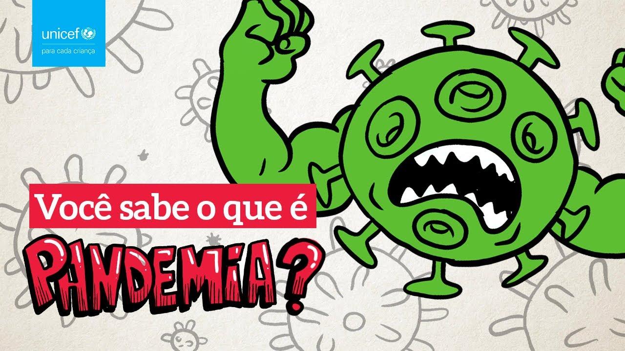 A pandemia do coronavírus | UNICEF Brasil