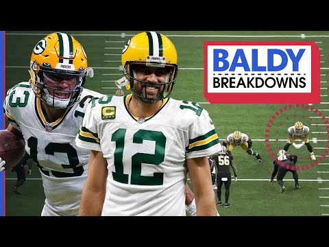 [Baldy Breakdowns] Here is why this Packers offense is so hard to stop!