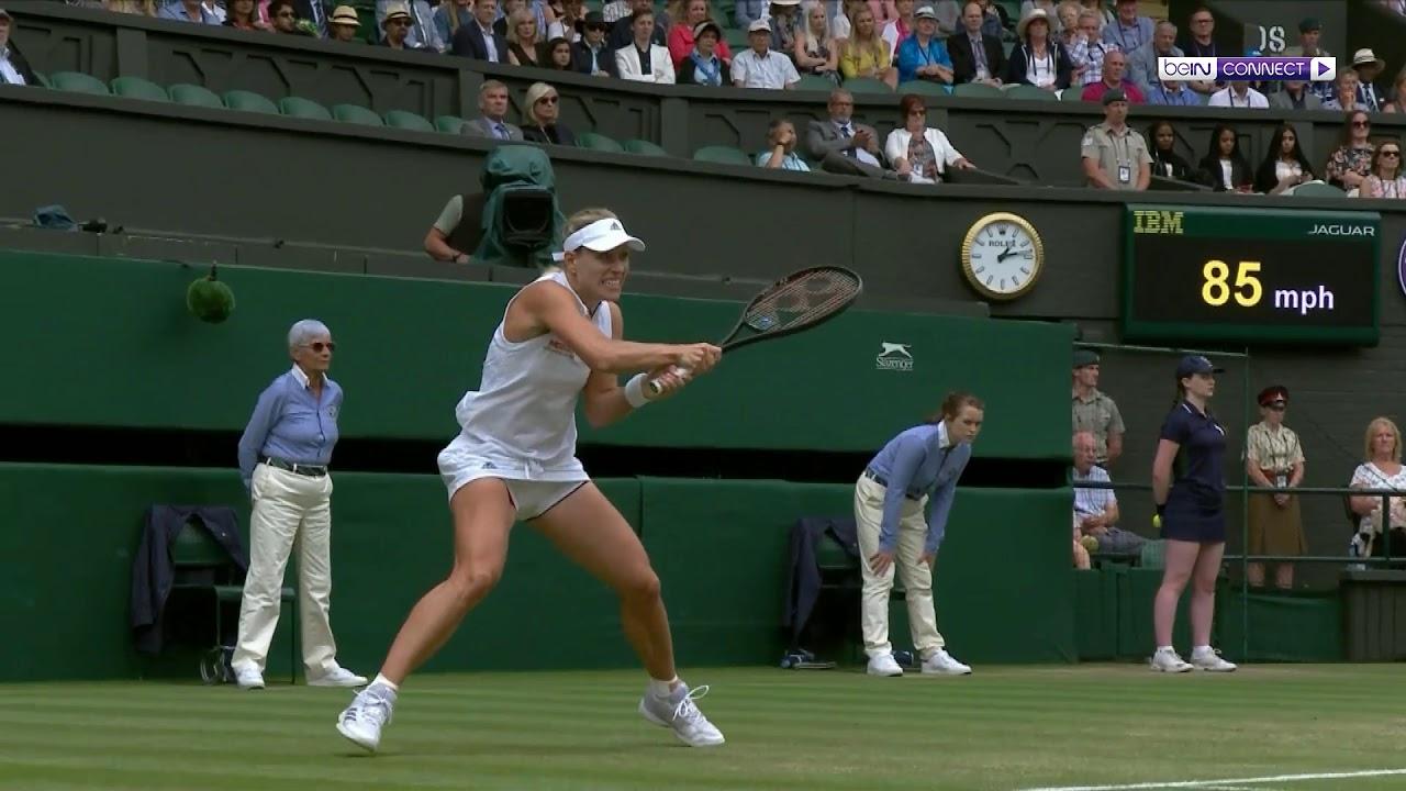 Wimbledon 2018 - women's final Exclusive on beIN SPORTS