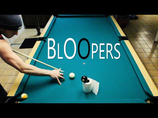 Pool Trick Shot Bloopers