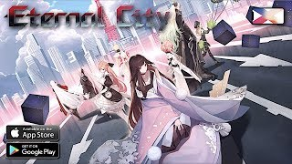 Gambar cover ETERNAL CITY - Anime RPG - iPhone Gameplay