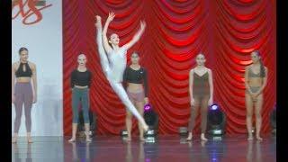 The Dance Awards Orlando 2018 - Teen Female Dance Off/Improv - PART 1 LYRICAL