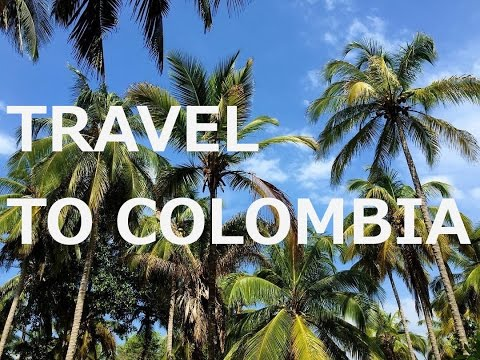 TRAVEL TO COLOMBIA: Things you will live, in 5 minutes!