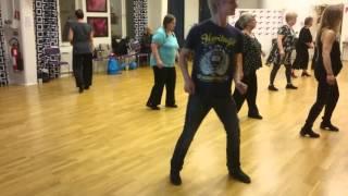Hula Hoop! Line dance