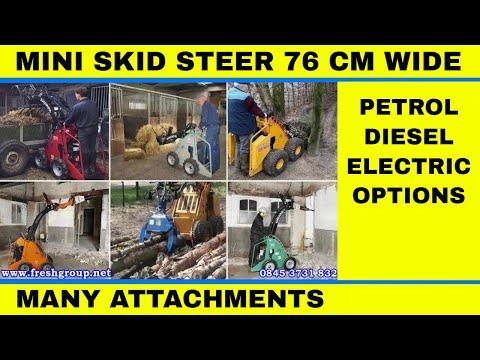 Mini Skid Steer