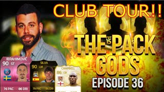 Pack Gods #36 - MASSIVE NEW CLUB TOUR and NEW SERIES TWIST!!! - FIFA 15 Ultimate Team