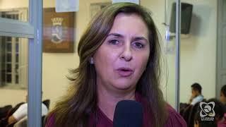 DIRETO DA SESSÃO - Alessandra Lucchesi preocupada com mobilidade e trânsito