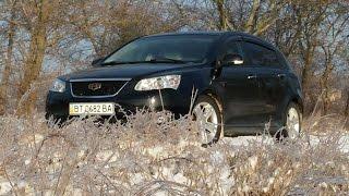 видео Автомобиль Geely Emgrand EC7 хэтчбек