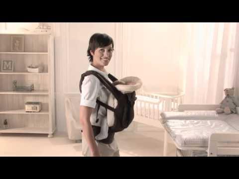 The Ergobaby Heart2heart Infant Insert Youtube