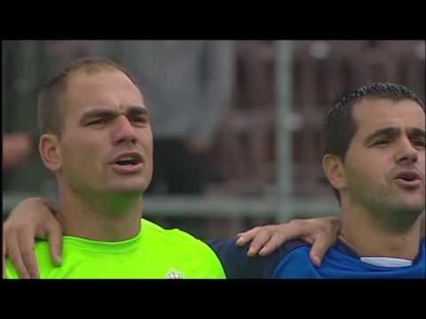 EMF EURO 2016 - Group A Round 1 - Turkey vs Serbia (0:1) - Full Match