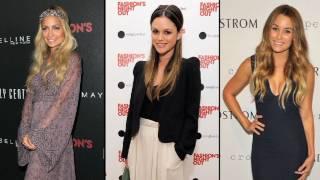 Nicole Richie Celebrates Fashion