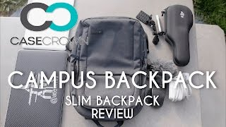 Best Slim BackPack for Tech