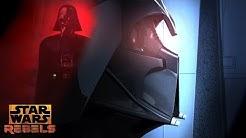 Darth Vader Compilation | Star Wars Rebels | Disney XD