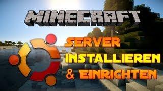 Ubuntu Tutorial: Minecraft Bukkit Server installieren