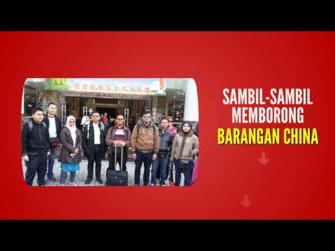 Trip Borong Guangzhou Promo