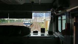 JR品川駅から杉田駅
