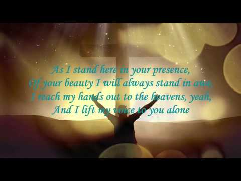In Your Presence - Jeremy Camp (Lyrics N Chords)