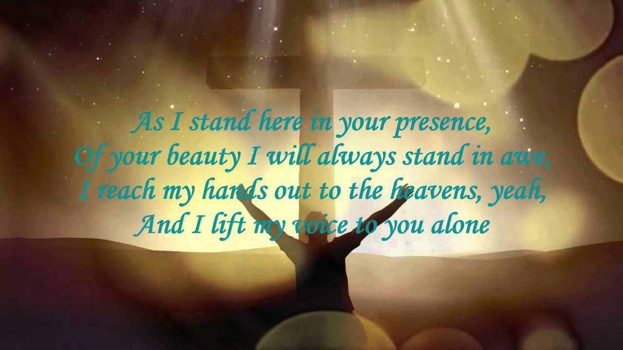In your presence jeremy camp lyrics n chords youtube in your presence jeremy camp lyrics n chords hexwebz Images