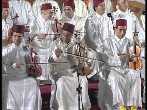 Le grand rassemblement des orchestres Andalous - Chams Al'Achi.