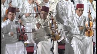 Download Video Le grand rassemblement des orchestres Andalous - Chams Al'Achi. MP3 3GP MP4