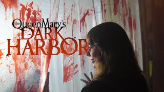 Dark Harbor 2019: First Trip EVER To Queen Mary's Awesome Haunted Festival