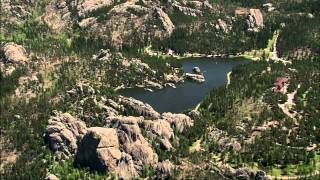 Black Hills Helicopter Tour ~ South Dakota