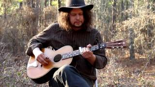 Crossroad Blues - Slide Guitar - Delta Blues - Edward Phillips