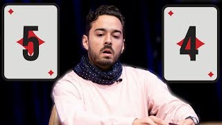 """I'm One of the Best Baccarat Players in the World""- JC Alvarado"