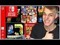 ALLES zu Nintendo Switch Online! NES Spiele & MEHR | Nintendo Switch Online Deutsch