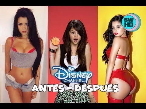 Disney Stars Before and After 2017 ⭐Estrellas de Disney Antes y Después 2017⭐