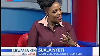 Suala Nyeti: Mswada wa Punguza mizigo sehemu ya pili