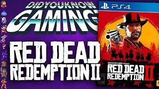 Red Dead Redemption 2 - Did You Know Gaming? Feat. Remix