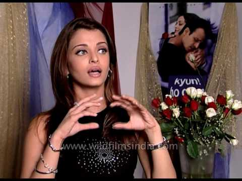 Aishwarya Rai on working with Vivek Oberoi and Amitabh Bachchan